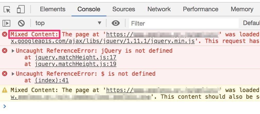 Chromeの「デベロッパーツール」画面